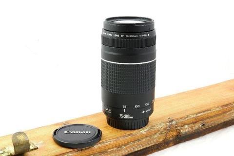 Canon 75-300mm mk3 zoom lense