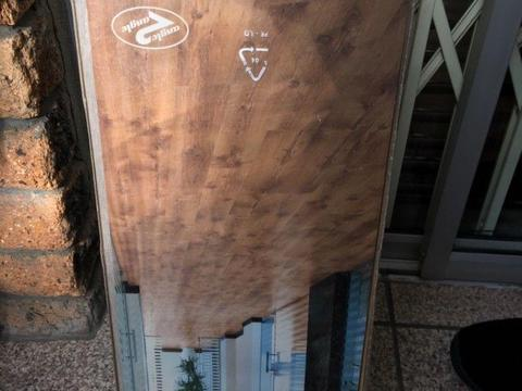 Laminated wooden flooring for sale