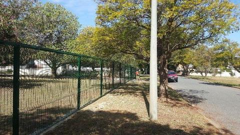 BETA AND CLEARVIEW FENCE - CAPE TOWN