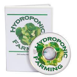 Hydroponic Farming DVD FOR Sale R150.00 Full Instructions