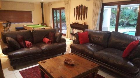 Coricraft Leather Lounge Suite Brick7 Sales