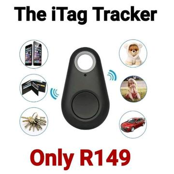The iTag Tracker ON SALE