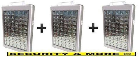 LOAD SHEDDING SPECIAL- GET 3 EMERGENCY LED RECHARGEABLE LIGHT - 60LED