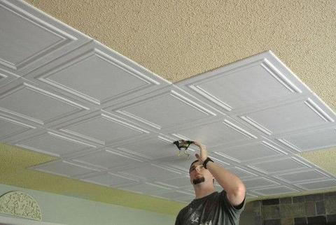 Ceiling and Wall Tiles