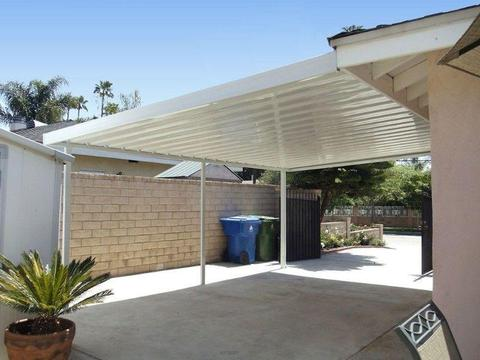 CARPORT AND DECKING SERVICES - EAST LONDON