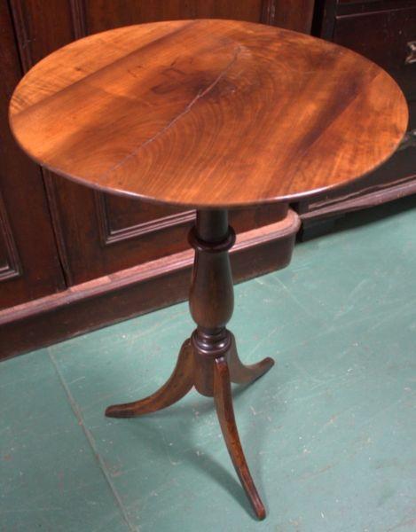 Mahogany Lamp Table - R949.00