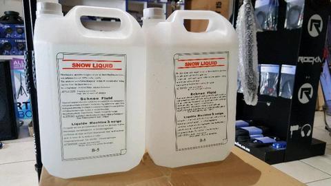 Snow Liquid 5L R250 Each
