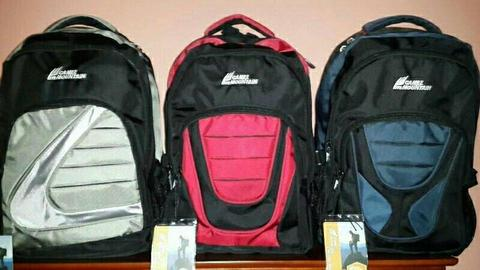 Hiking camping and traveling day packs 35L capacity new