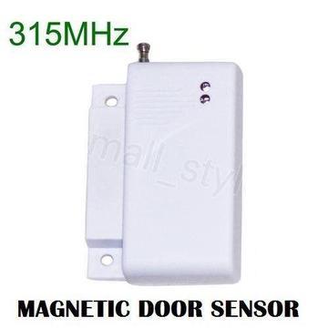 Wireless Door Window Sensor Detector Security Alarm 315MHz