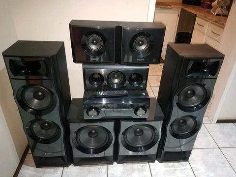 Sony Mgongo Sound system for sale
