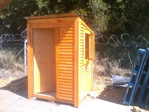 Guardrooms, garden sheds, wendy houses, nutec houses, carports at best price