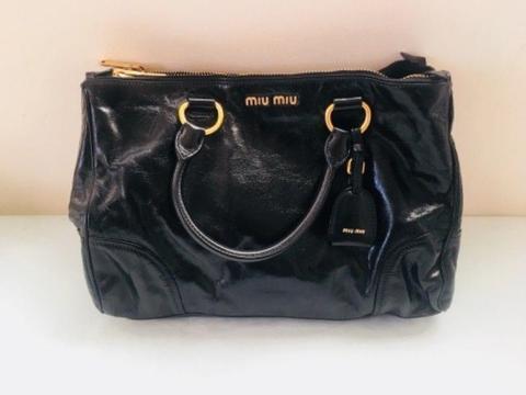 Designer Mui Mui Handbag