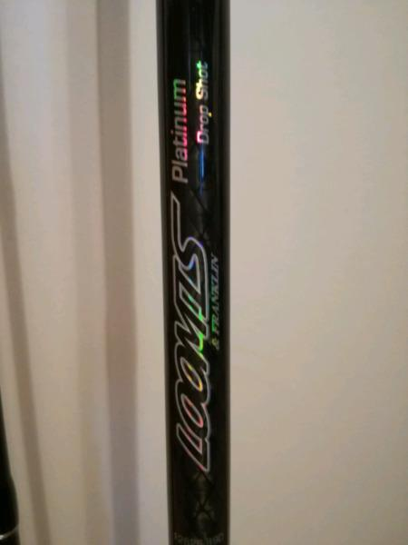 Loomis Platinum Drop Shot Rod for Sale