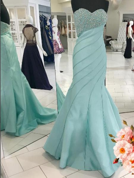 Custom made matric farewell / evening dresses