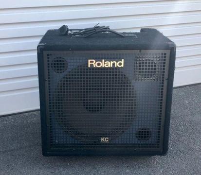 Roland KC 550 Keyboard/ electronic drum amp