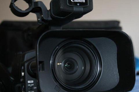 HDV Video Camera