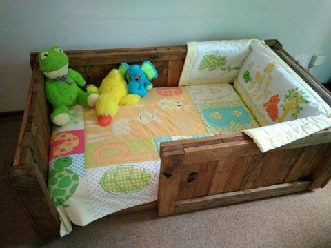 Toddler Beds & Cots