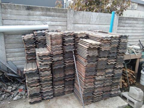 2nd Hand Roof Tiles Brick7 Sales