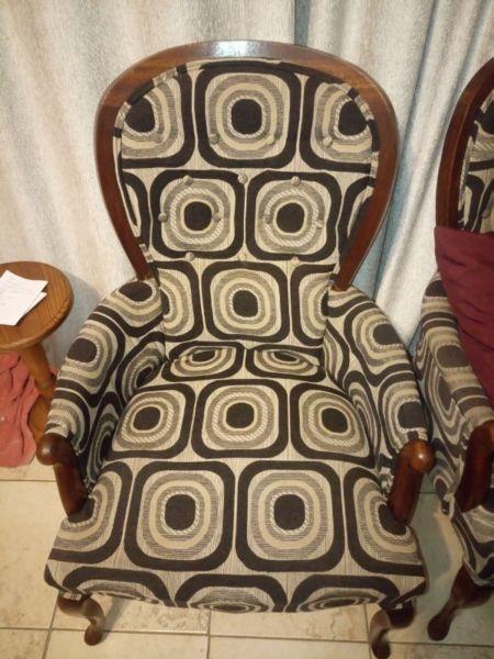 Victorian Chair Brick7 Sales