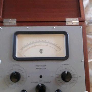 Electronics meter