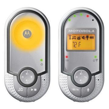 Motorola Baby Disabled or Elderly Digital Audio Monitor with LCD Display 300METERS RANGE