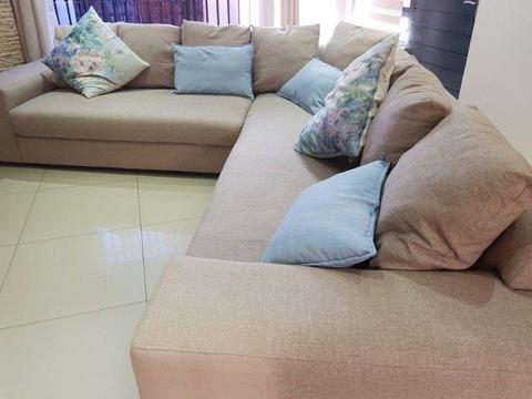 Corner lounge suit for sale