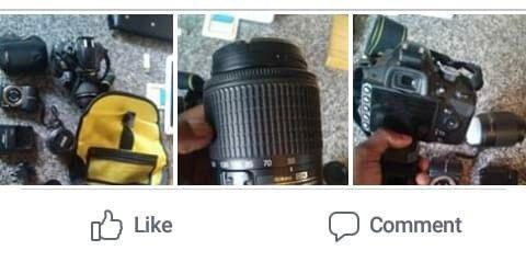 Nikon DSLR D3200