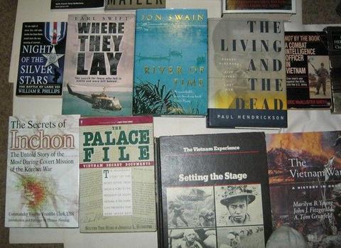 Vietnam military books