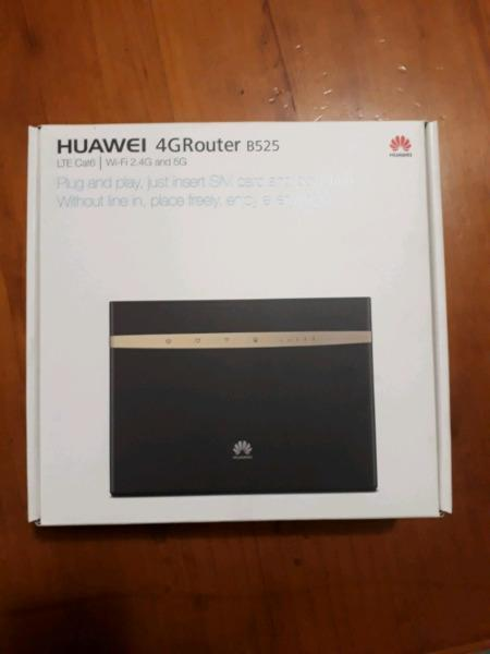 Huawei B525 LTE Router