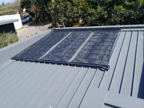 Salt Rock Pool Heating Specialists / DIY Panels from R750 each
