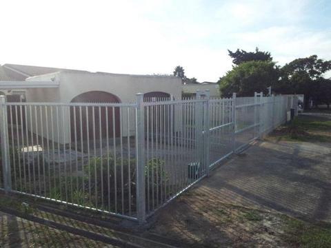 driveway gates, slide or swing