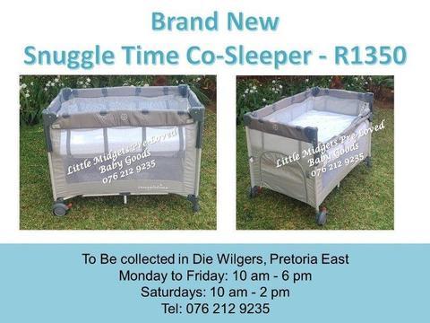 Brand New Snuggle Time Co-Sleeper