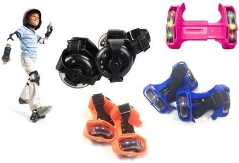 LED light-up Heely Clip-ons