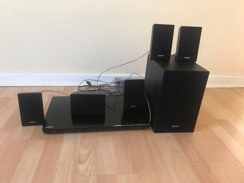 Sony BLU-RAY Home Theatre System