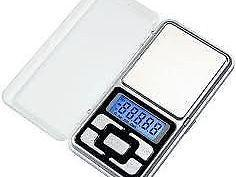 Digital Pocket Scale 500G/0.1G - NEW
