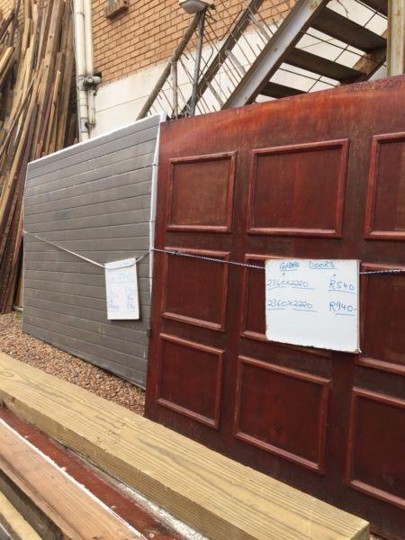 Second Hand Roll Up Garage Door Brick7 Sales