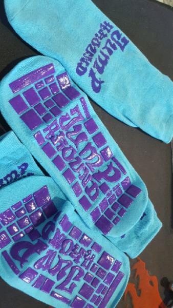 Non slip socks..thousands available