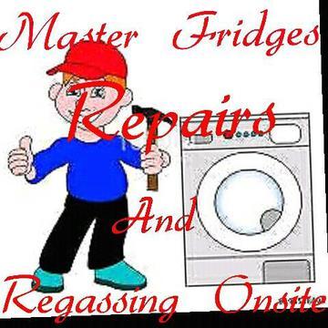 Repairing of fridges