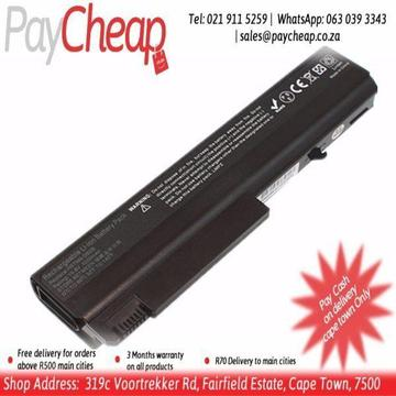 Battery For HP Compaq NC6220 NX6125 6710b NC6230 NX6140 Replacement Battery