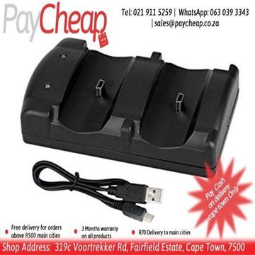PS3 Playstation 3 DualShock 3 Wireless Controller charging station