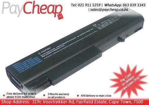 Replacement battery for HP 6930p 8440p 8440w 6530b 6535b 6730b 6735b 6555b 6550b replacement battery