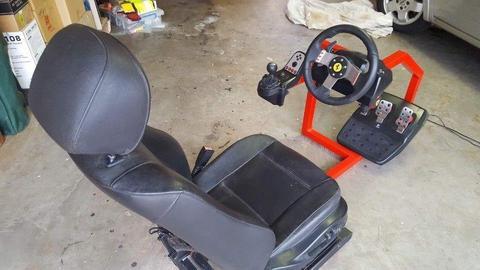Logitech G27 Racing Seat