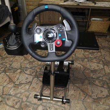 Logitech Gaming G29 Driving Force Racing Wheel for PS3, PS4 and PC