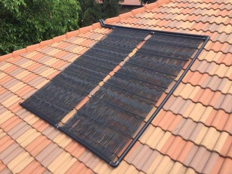 Solar [ POOL HEATING ] panels directly from our factory