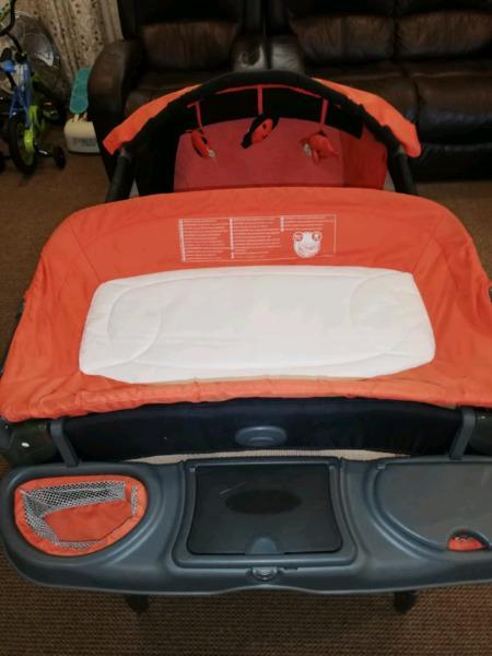 Baby Camp Cot for sale