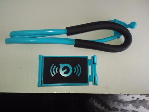 Cell phone neck holder