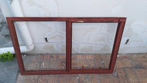 Steel Window Frame