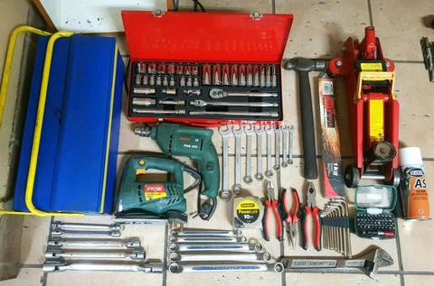 Toolbox combo