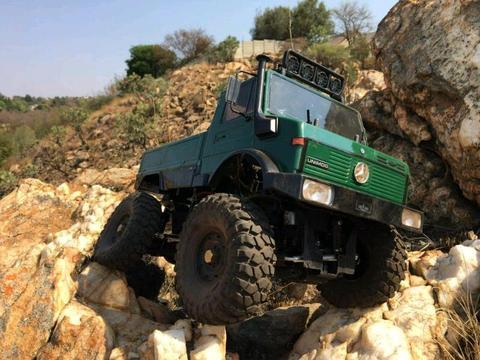 Rc Rock Crawlers - Brick7 Sales