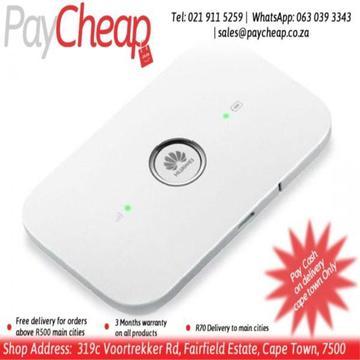 3G/4GHuawei Mobile WiFi Router/ Modem E5573 Takes Sim Card